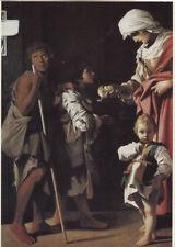 Alte Kunstpostkarte - Bartolomeo Schedoni - Die Caritas