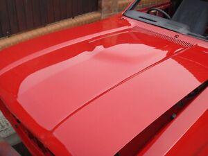 Ford Capri Mk3 Bonnet
