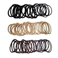 Accesorios de color principal negro de goma para cabello de mujer