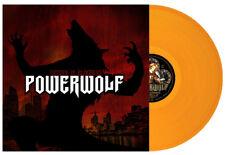 POWERWOLF - RETURN IN BLOODRED, 2017 EU ORANGE vinyl LP, 079/300! NEW - SEALED!