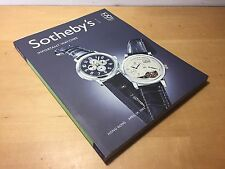 Magazine SOTHEBY'S - Important Watches - Hong Kong - 29 April 2003 - English