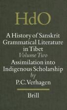A History of Sanskrit Grammatical Literature in Tibet: Assimilation into Indigen