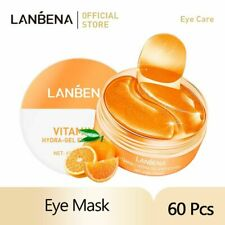 EyeMask Collagen Eye Patch Skin Care Hyaluronic Acid Gel Moisturizing Anti Aging