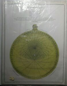 The National Maritime Museum Make-It-Yourself Astrolabe Kit
