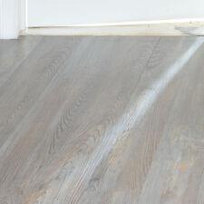 Vinyl Plank Floor Tile Silver Spruce Wood Grain Look & Feel Self Adhesive 15 SF