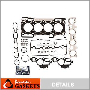 Fits 07-12 Nissan Sentra 2.0L Versa Cube 1.8L DOHC Head Gasket Set MR20DE MR18DE