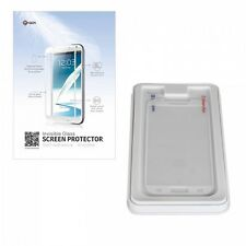 GGS Self-Adhesive Glass LCD Screen Protector For Samsung Galaxy S4 White UK