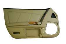 2007-2008 Cadillac XLR Left LH Incomplete Door Panel Ebony/Cashew New 25808072