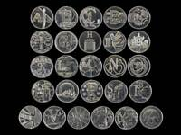 2018 Uncirculated Royal Mint Alphabet Set New 10p Ten Pence Choose Your Coin