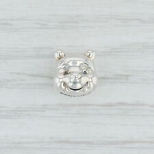 New Authentic Pandora Disney Winnie the Pooh Portrait Charm 791566 Silver Bead