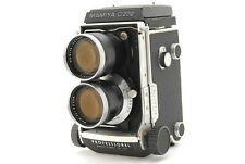 EXC Mamiya C220 + Sekor 135mm F4.5 Tlr Format Moyen Appareil Photo De Japon