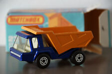 Matchbox Superfast Nr. 23, Atlas Truck, Made in England, Lesney Products, 1975