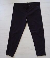 Bebe Sport BBSP Black Crop Legging size L