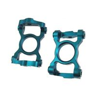 Hot Racing LST21906 Losi LST2 XXL2 Blue Aluminum Front C-Hub Carriers