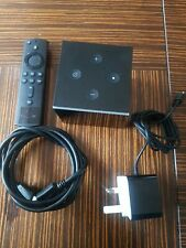 Amazon Fire TV Cube (2nd Gen) 4K UHD Media Streamer