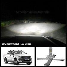 Ford Ranger PX2 LED Low Beam Headlight Bulb Kit - H11 - Suits 2015+ Wildtrak/XLT