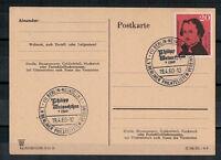 Berlin, MiNr. 328 SSt Berlin - Philipp Melanchthon - L.V. B.-Phil.-V. 19.04.1960