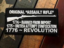 Original Assault Rifle Patch