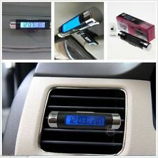 LED Backlight Digital Display Clock Thermometer Car SUV Vehicle Truck