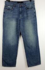 "Calvin Klein Jeans Mens 36 x 32 Low Rise Straight Leg Waist 34"" Inseam 31"""