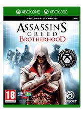 Xbox One & Xbox 360 Game Assassins Creed Brotherhood New