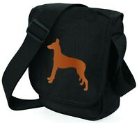 Pharoah Hound Bag Mini Reporter Dog Walker Shoulder Bags Pharoah Hound Gift