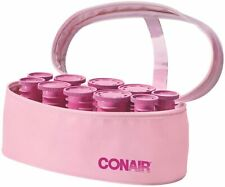 Conair Instant Heat Compact Hot Rollers Pink