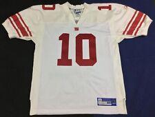 New York Giants Eli Manning #10 Football-NFL Reebok Jersey Size48