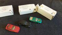 Matchbox Scale Model Cars Citroen 15cv & Alfa Romeo & Porsche 944 Turbo