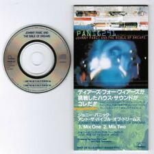 "TEARS FOR FEARS JOHNNY PANIC & THE BIBLE OF DREAMS JAPAN  3"" CD SINGLE PHDR-24"