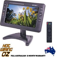 "9"" Inch Digital Analog Portable Television With Digital HD Tuner"