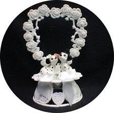 Adorable 101 Dalmatian Dog DISNEY Wedding Cake Topper Puppy puppies pet funny