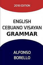 Borello Alfonso-English Cebuano Visayan Gramma (US IMPORT) BOOK NEW