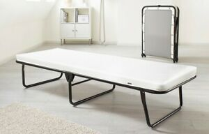 """Jaybe Value Folding Guest Bed With Memory Foam Mattress - Single - 2ft3"""""""