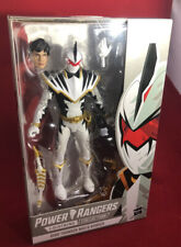 MINT Power Rangers Lightning Collection - DINO THUNDER WHITE RANGER Walgreens
