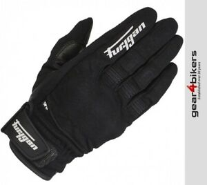 Furygan Jet D30 Short CE Leather Sports Glove Motorcycle Scooter Gloves Street