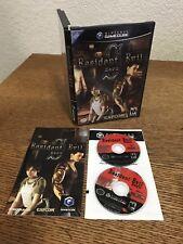 Nintendo Gamecube Resident Evil Zero CIB Complete