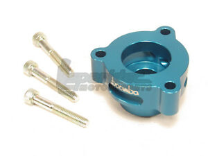 Boomba Turbo Blow Off Valve Adapter BOV Blue 13-18 Ford Fusion 1.5/1.6L Ecoboost