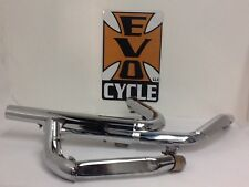 2011 FLH Harley Davidson Street Glide Exhaust Headers Pipes 66855-10.      A1