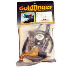 NEW GOLDFINGER LEFT HAND THROTTLE KIT ARCTIC CAT 007-1021 GF1021 FULL THROTTLE