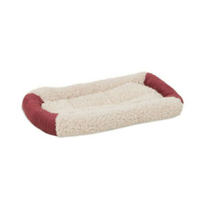 Soft Crate Mat | Puppy Dogs Pet Cage Bed | Washable Self Warming Mat | Light