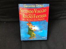 Geronimo Stilton - Secondo viaggio nel regno della fantasia prima edizione 2005