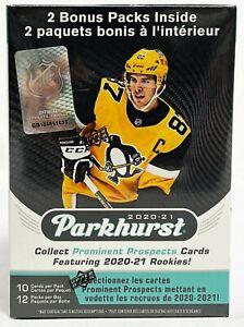 🏒 2020-21 Upper Deck Parkhurst Hockey Cards COMPLETE YOUR SET (You Pick)
