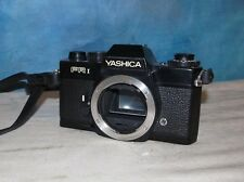 YASHICA FRI FR I 35mm Film Camera Body J00425