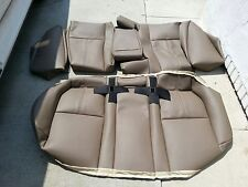 BMW E39 GERMAN VINYL UPHOLSTERY KIT REAR SEATS NEW
