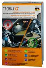 Technaxx TX-100 Autoalarm mit Ladefunktion & LED-Statusanzeige