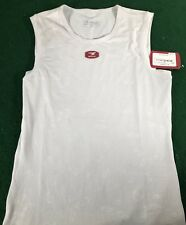 Nwt Women's Sugoi Rs Base Layer Sl Top Medium Cycling Fitted Crew Shirt Tank