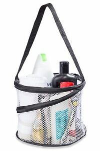Bathroom Personal Organizer - Mesh Material with Drainage Hole for Shower Caddy.