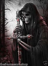 SPIRALE Reaper Soul elementi - 3d foto FLIP 300mm x 400mm (NUOVO)