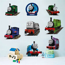 Thomas the Tank Engine Wall Stickers Kid Boys Nursery Decor Vinyl Decal Art Gift